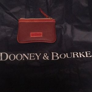 Dooney change purse